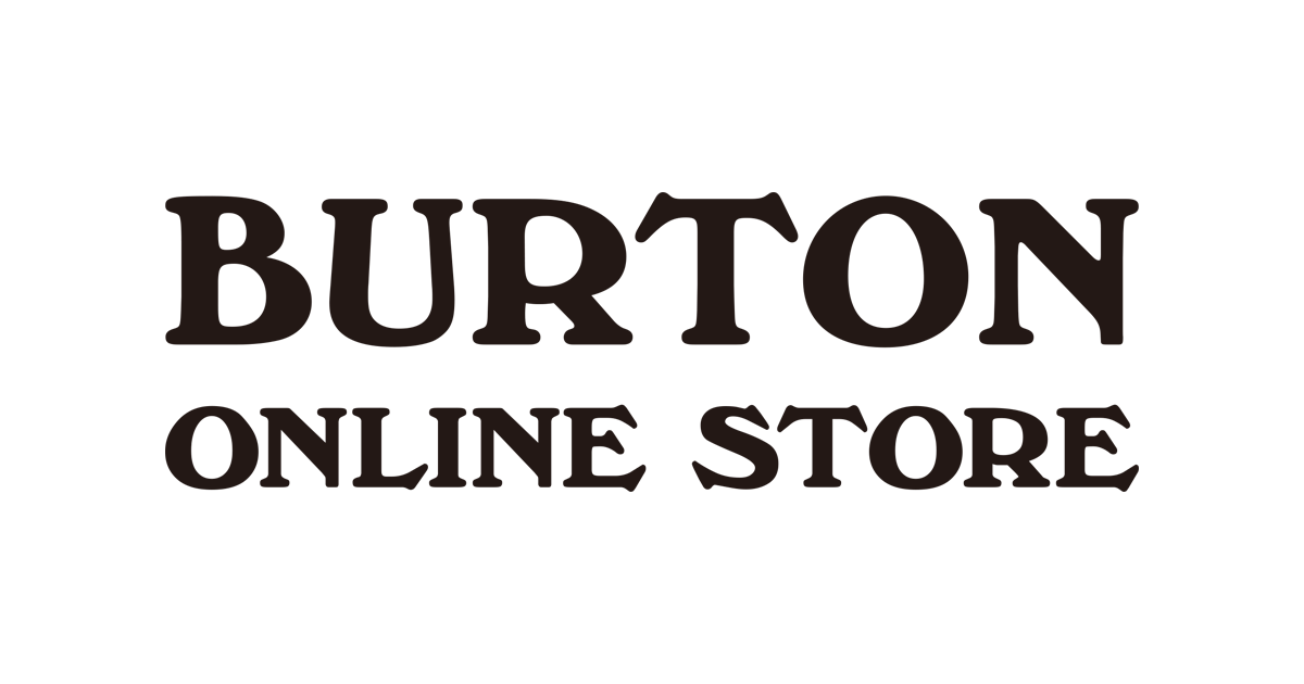 BURTON ONLINE STORE | バートンオンラインストア