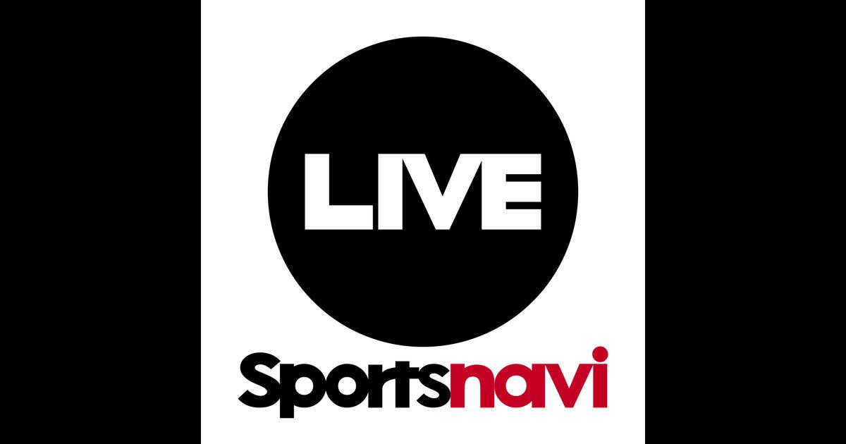スポナビライブ:人気スポーツの生中継が見放題を App Store で