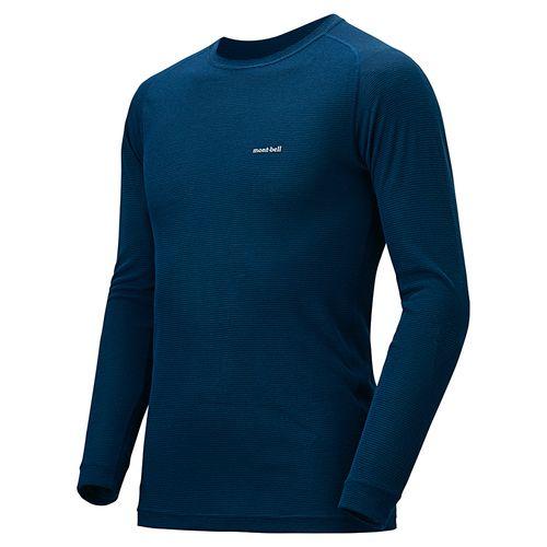 mont-bell(モンベル) ジオラインL.W.ラウンドネックシャツ Men's